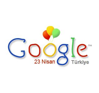 google 23 nisan