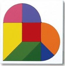 kalp tangram