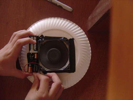 Как сделать маленький вентилятор своими руками на батарейках 100