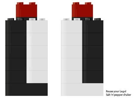 Lego tuzluk-biberlik…